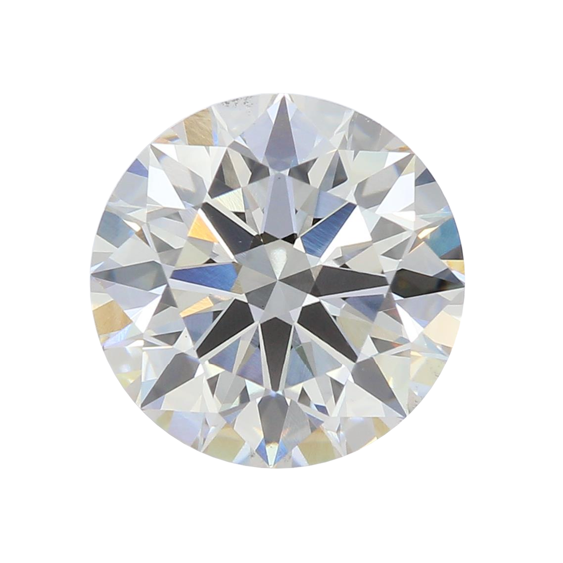 2.02 ct Round Lab Grown Diamond