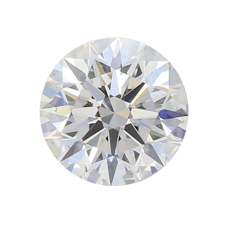 0.57 ct Round Lab Grown Diamond