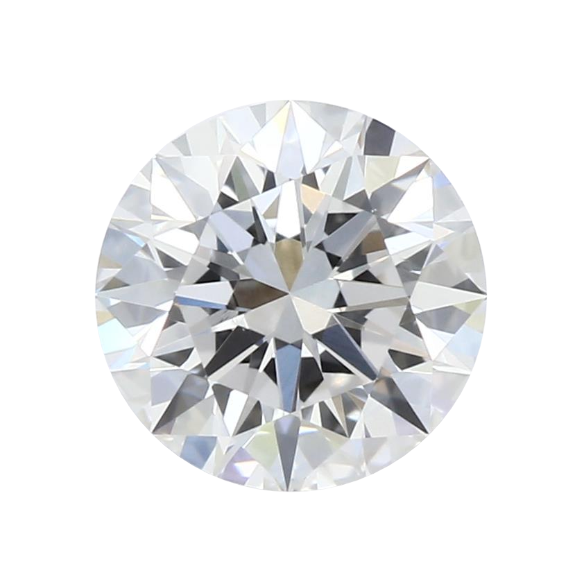 0.86 ct Round Lab Grown Diamond