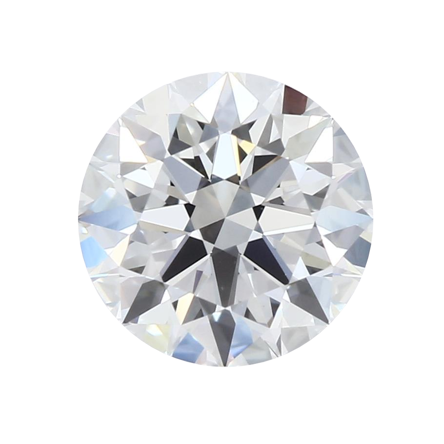 1.07 ct Round Lab Grown Diamond