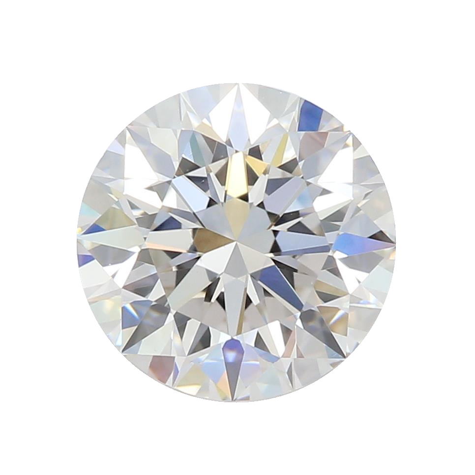 1.34 ct Round Lab Grown Diamond