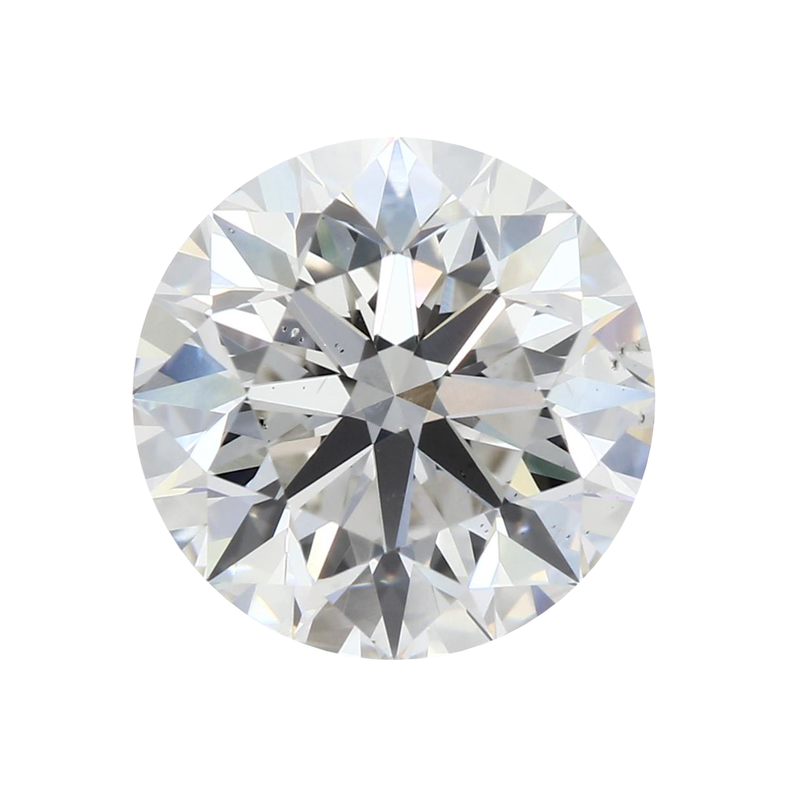 2.50 ct Round Lab Grown Diamond