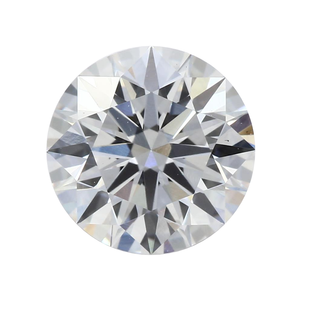 1.57 ct Round Lab Grown Diamond