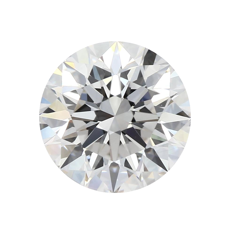 1.31 ct Round Lab Grown Diamond