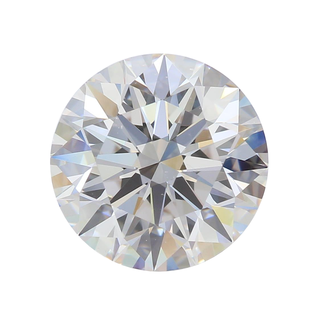 2.09 ct Round Lab Grown Diamond