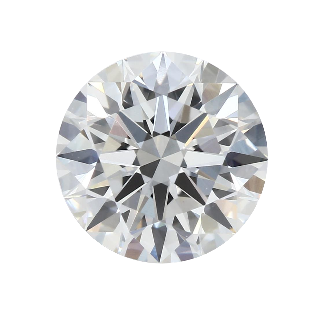 1.86 ct Round Lab Grown Diamond