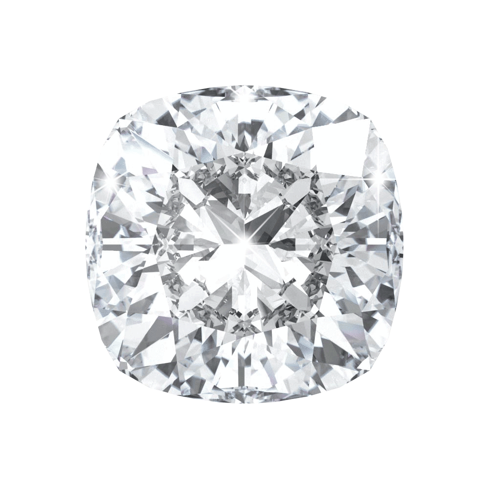 2.14 ct Cushion Lab Grown Diamond