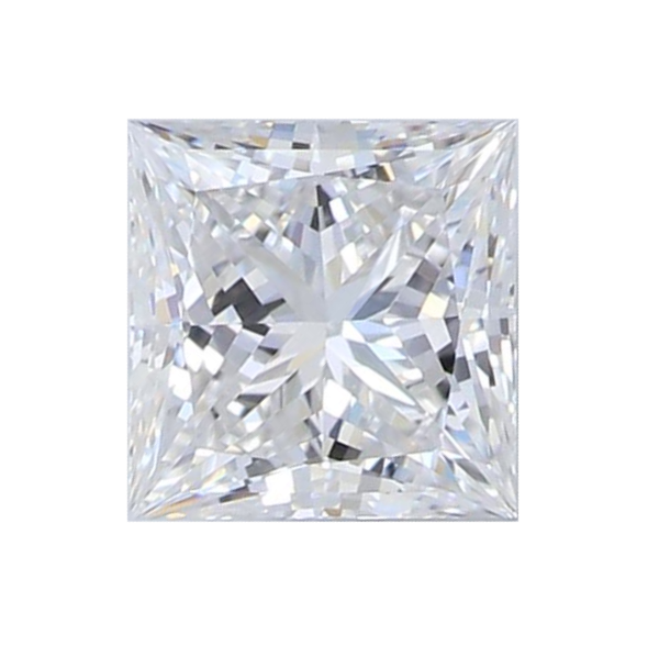 0.70 ct Princess Lab Grown Diamond