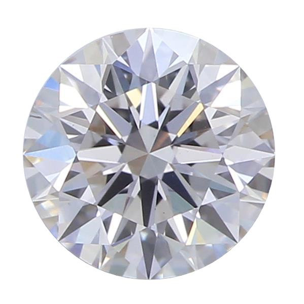0.85 ct Round Lab Grown Diamond
