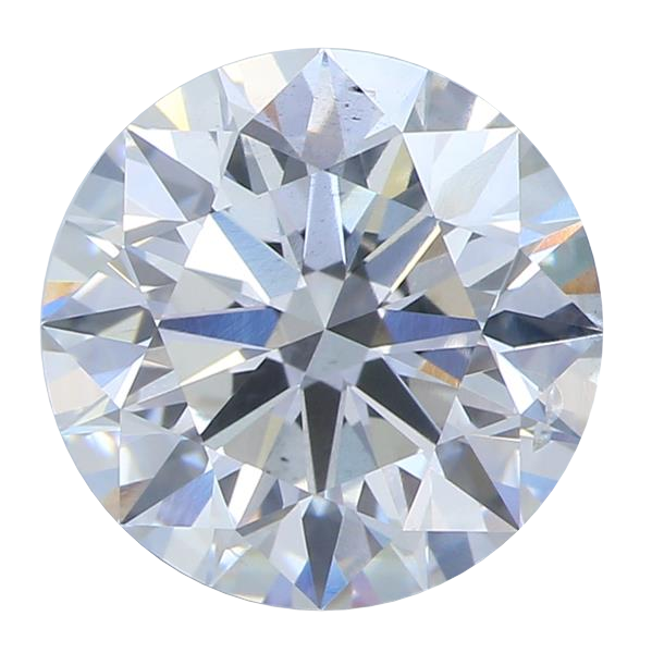 2.51 ct Round Lab Grown Diamond