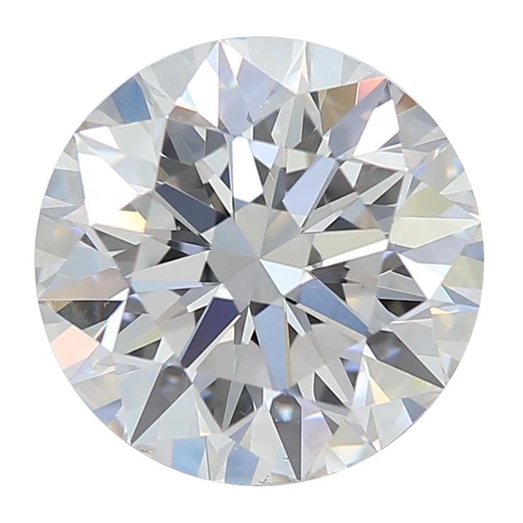 1.21 ct Round Lab Grown Diamond