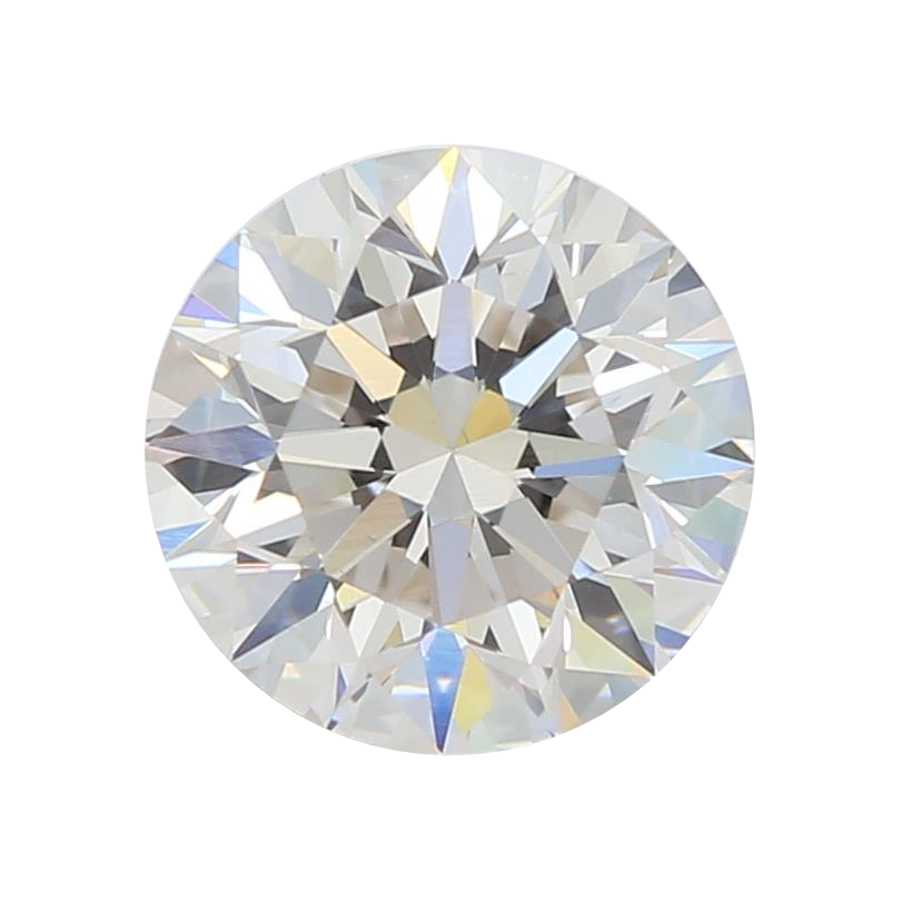 0.81 ct Round Lab Grown Diamond
