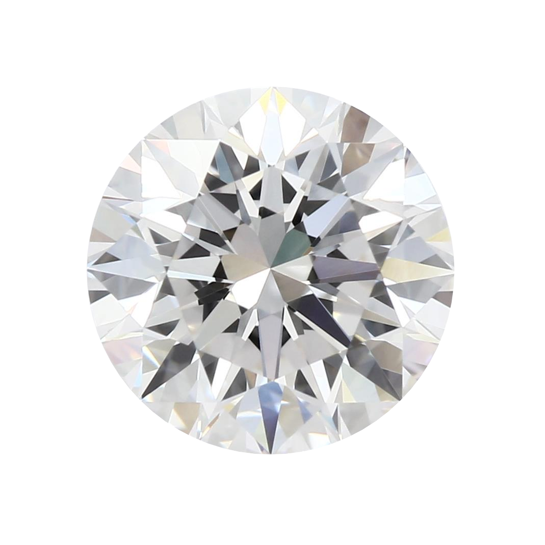 1.84 ct Round Lab Grown Diamond
