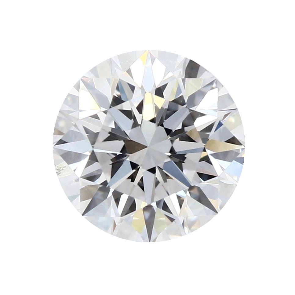 1.24 ct Round Lab Grown Diamond
