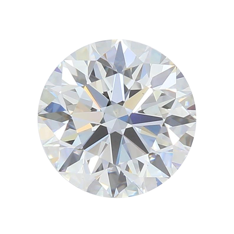 0.77 ct Round Lab Grown Diamond
