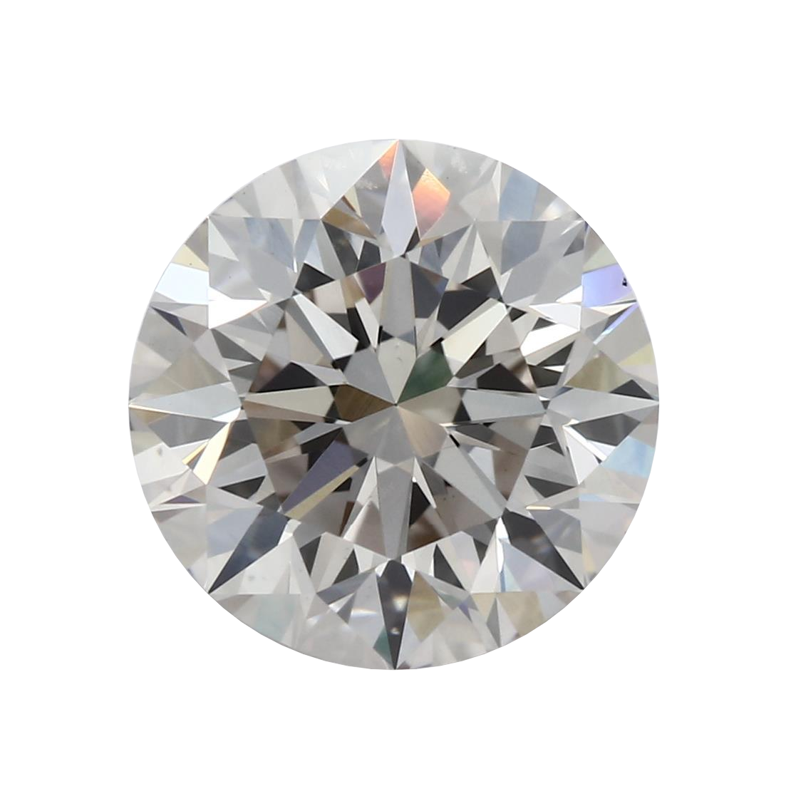 2.05 ct Round Lab Grown Diamond