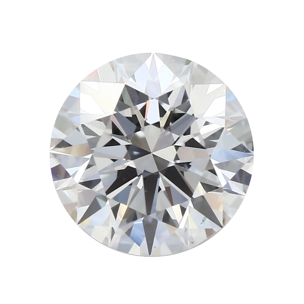 1.33 ct Round Lab Grown Diamond