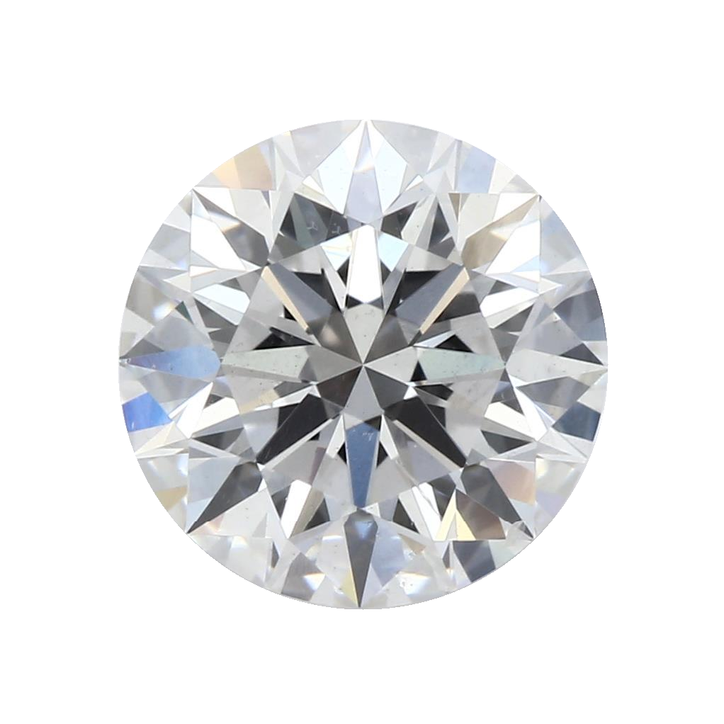 1.59 ct Round Lab Grown Diamond