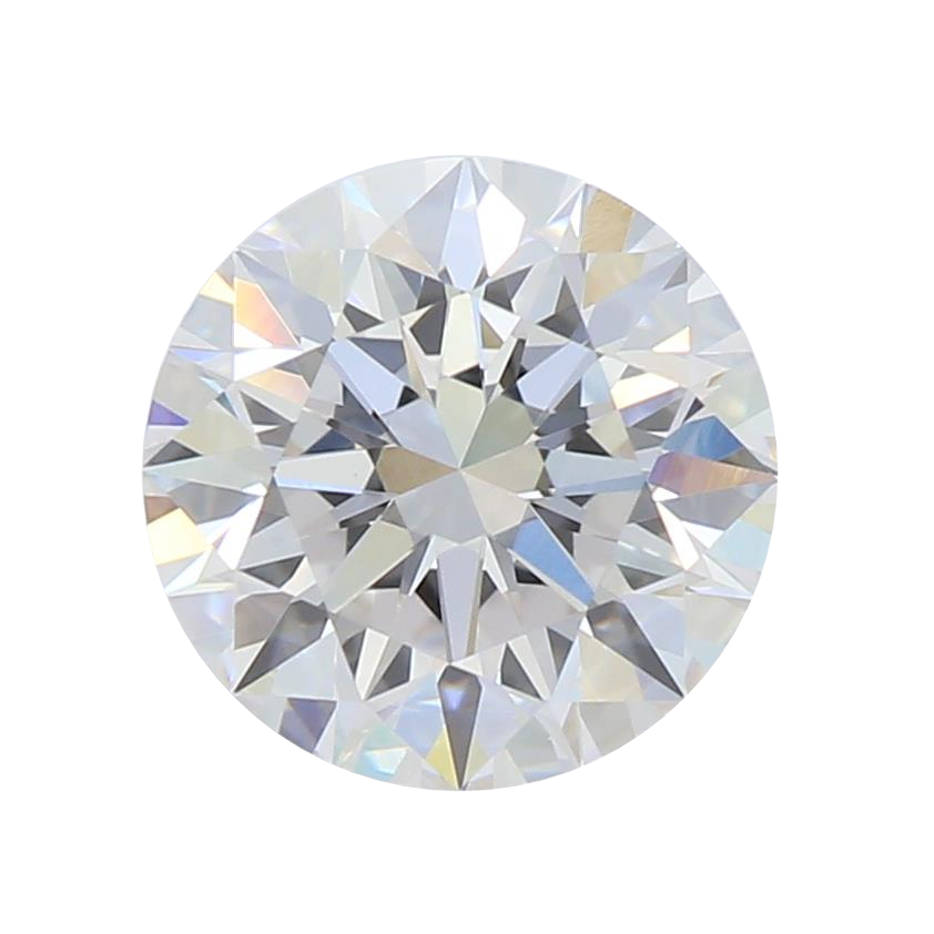 0.91 ct Round Lab Grown Diamond
