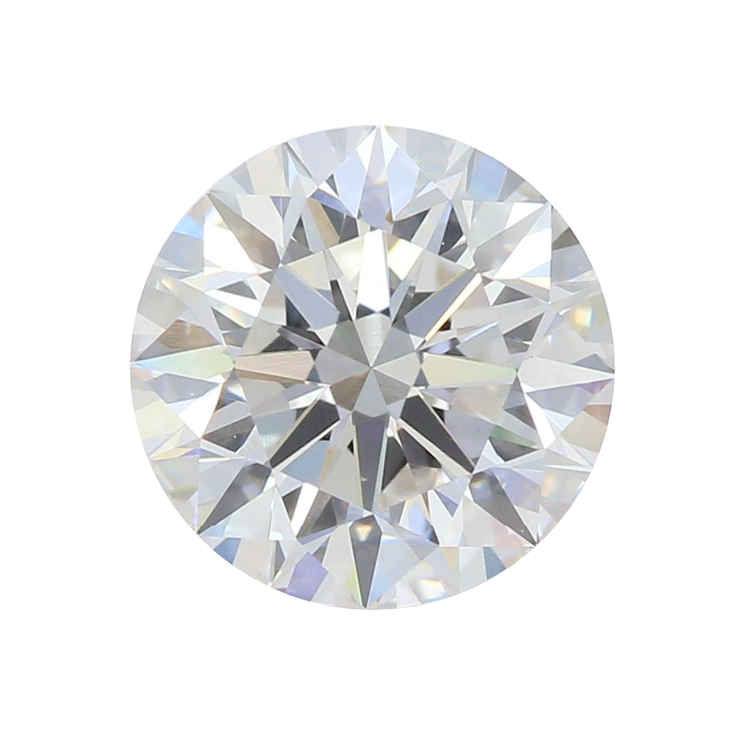 1.46 ct Round Lab Grown Diamond